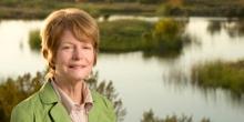 Ecologist Ann Brice